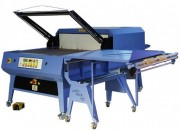 Machine d'emballage sous film rétractable - Dimension cadre : 650 mm