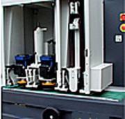 Machine d'émerisage automatique - Ébavurage, rayonnage d'angles et l'aspect de surface