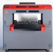 Machine d'impression numérique UV - Epaisseur maxi de l'objet à imprimer : 300 mm