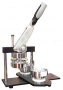 Machine d'insignes boutons plaques enseigne - Diamètres : 25 - 37 - 58 mm