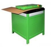 Machine de calage carton - Capacité de production : 4 - 6 m3/h