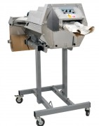Machine de calage par coussin de papier -  Jusqu'à 35 % de coussins en plus par minute