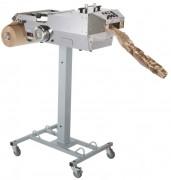 Machine de calage par matelas de papier froissé - Utilise 25% de papier de moins