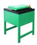 Machine de calage pour carton usagé - Vitesse d´avance : 10m/min