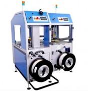 Machine de cerclage automatique - Double plage de réglage de tension de serrage - Haute cadence