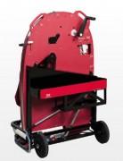 Machine de cerclage ergonomique - À manivelle manuelle - Elévateur automatique de feuillards