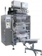 Machine de conditionnement verticale - Construite en acier inox et aluminium anodisé
