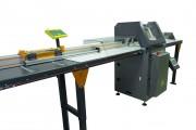 Machine de coupe droite automatique - Longueur de profil peut aller jusqu'à 7,50 mètres