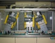 Machine de coupe Têtes de tronçonnage inclinables - Mise à longueur en côte outil de 2 segments à partir d'ébauche