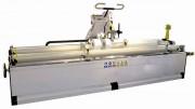 Machine de coupe tronçonneuse - Poids à vide: 890 Kg - Pour rouleaux