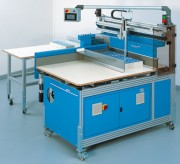 Machine de de mise sous bande de table - Largeur de bande : 20 - 30 - 50 mm