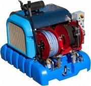 Machine de débouchage canalisation - Pression de 40 à 150 bars - Débit 40 l/m