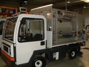 Machine de débouchage sur camion - Camion de vidange