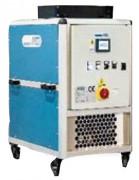 Machine de dégraissage chauffante inox - Nettoyage industriel haute pression sans solvants