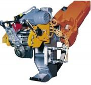 Machine de gaufrage pour le marquage VIN - Marquage par marguerite