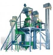Machine de granulation d'aliment