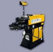 Machine de grugeage de tube - Ruban abrasif par un système innovant