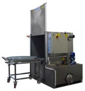 Machine de lavage industriel 1 ou 2 bains - Pour éléments avec volume et poids importants