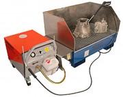 Machine de lavage industriel cuve inox - Cuve en inox