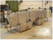 Machine de lavage industrielle à tapis - Pour pièces de petites et moyennes dimensions