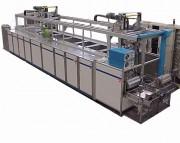 Machine de lavage multi-cuves - Ligne de lavage multicuves lessivielles