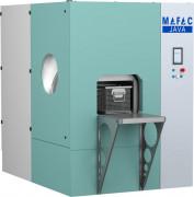 Machine de lavage par aspersion à bain unique