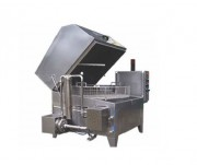Machine de lavage par aspersion en acier inoxydable - Capacité de la cuve (L) : de 50 à 550