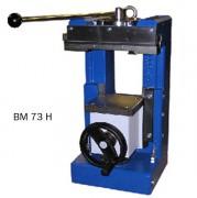Machine de marquage par roulage - Marquage de pièce - Réglage longueur et largeur du marquage