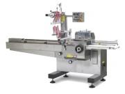 Machine de mise en sachets horizontale - Avec panneau de commande