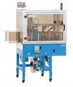 Machine de mise sous bande à convoyeur ultra long - Cadence suivant le produit - Largeur de bande : 30, 50 mm