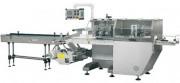 Machine de mise sous film alimentaire - Dimension des produits (L x l x h) mm : min : 50x10x1 - max : 600x330x120