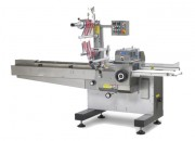 Machine de mise sous film horizontale - Largeur de soudure standard de 12 mm