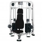 Shoulder Press en occasion - Dimensions (L x l x H) : 117 cm x 117 cm x 163 cm