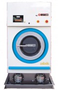 Machine de nettoyage à sec écologique - Cycle de 30 à 45 minutes maximum sans distillation