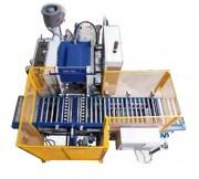Machine de nettoyage des pièces industrielles - Machine rotative sous pression