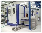 Machine de nettoyage par immersion ou par vapeur - Nombre de cycle horaire de 6 à 10 cycles