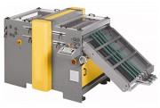 Machine de perforation et découpe papier automatique 10500 feuilles par heure - Capacité de perforation : 10 500 feuilles/heure