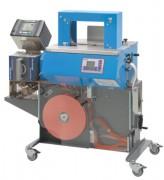 Machine de pose de bandeau automatique - Cadence 20 boîtes/min - Largeur de bande : 30 - 50 mm