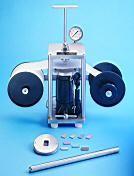 Machine de presse à poudre - Pression de coulisseau : 100 à 1800 kg
