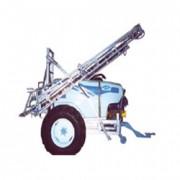 Machine de pulvérisation céréalière - Avec rampe
