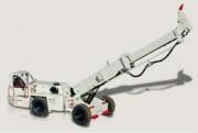 Machine de purgeage mécanique pour mines et tunnels - Élimine efficacement les roches de dos