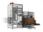 Machine de remplissage - Possibilité de manipulation des saches à partir de 10 µm épaiss.