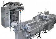 Machine de remplissage sachet - Apte à conditionner des sachets tubulaires scellés sur 3 côtés