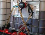Machine de remplissage semi-automatique - Cadence: 2500 flacons/heure