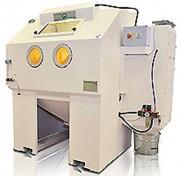Machine de sablage manuelle - Système de récupération et de filtration des poussières