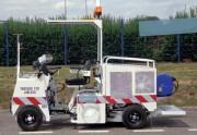 Machine de traçage et marquage routier