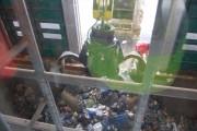 Machine de valorisation de déchets