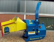 Machine déchiqueteuse légère - La déchiqueteuse pèse environ 854 kg