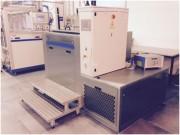 Machine dégraissage à azéotrope 3 cuves - 3 cuves manuelle