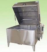 Machine dégraissage a panier rotatif - Diamètre panier : 60 - 80 - 100 - 120 cm